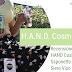 H.A.N.D. Cosmetics: COSMESI certificata BIOLOGICA e SOSTENIBILE