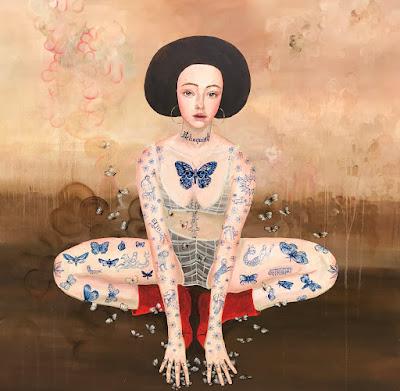 Relinquish, Anne Siems
