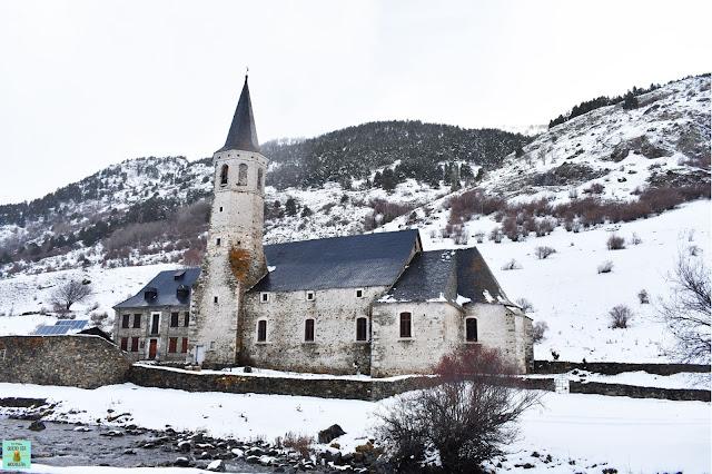 Santuario de Montgarri en Val d'Aran