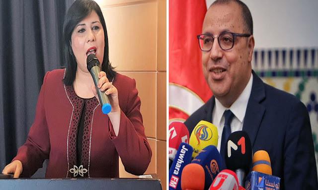 عبير موسي تعلن قبول دعوة رئيس الحكومة المكلف هشام المشيشي