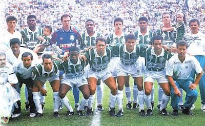Palmeiras conquistou o oitavo título nacional em 1994. Foto: Divulgação/Site Oficial