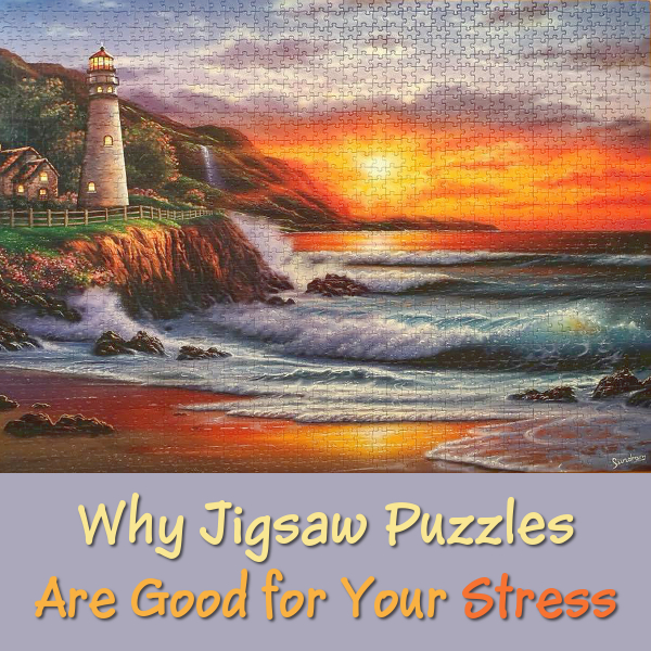 Doing Jigsaw Puzzles for Stress Relief and Anxiety why jigsaws and puzzling can be really beneficial to your mental health and well being