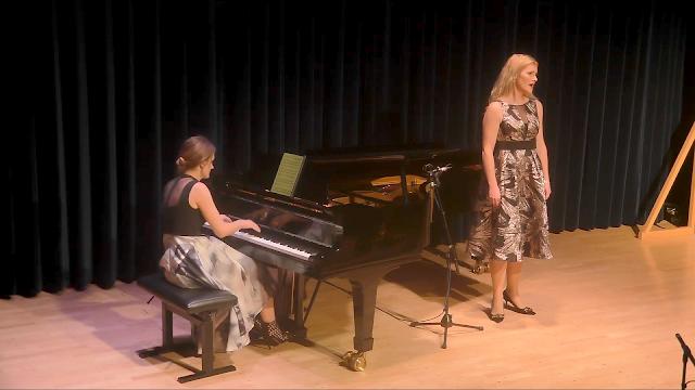 dream.risk.sing - Lana Bode, Samantha Crawford - Oxford Lieder Festival