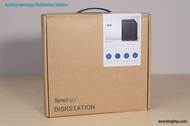 CONTENIDO SYNOLOGY DISKSTATION DS720+