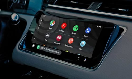 Android Auto gets the apps drivers need