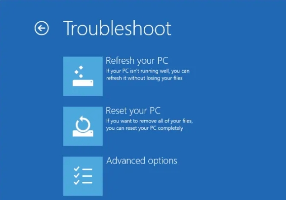 How to Automatic Startup Repair couldn't repair your PC in Windows 10