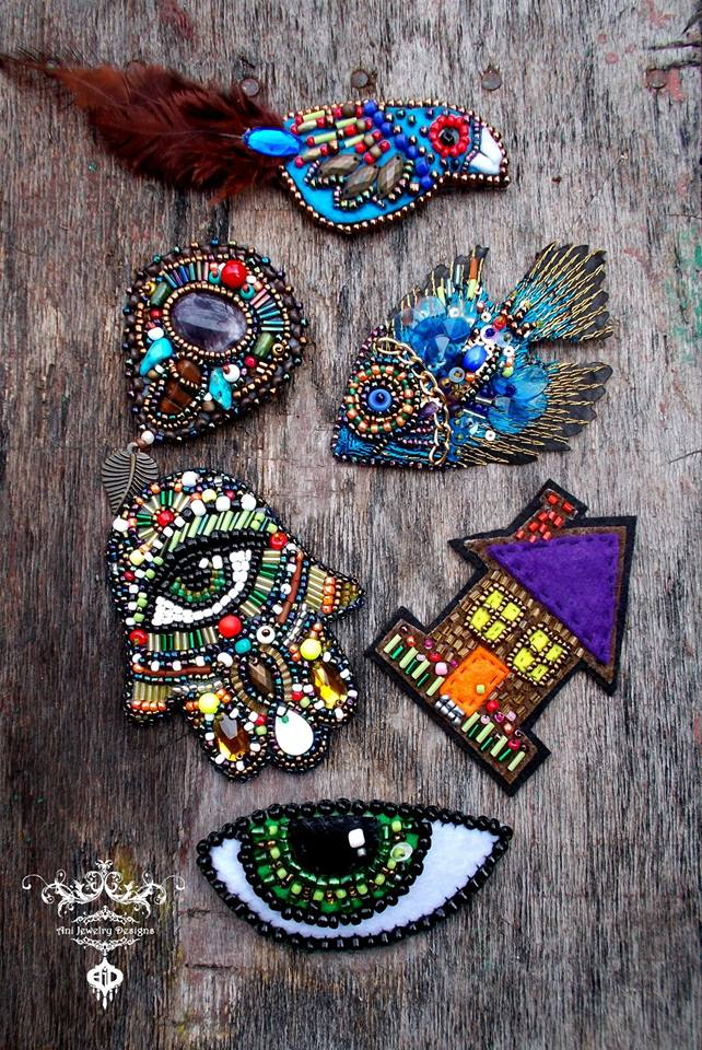 Beads week: Interview with Yana Nesper