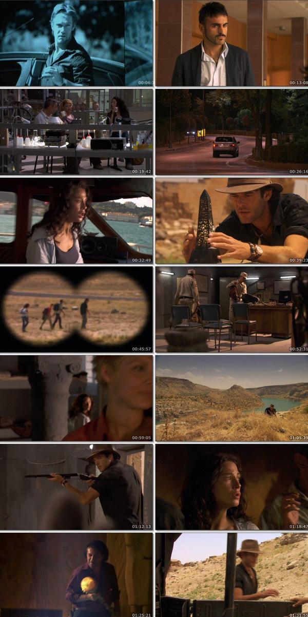 Download Jack Hunter 2: The Quest for Akhenaten's Tomb 2008 Dual Audio ORG Hindi 720p BluRay 1GB movie