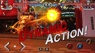 Infinite Fighter-Fighting Game Apk v1.0.9 Mod Unlimited Money Terbaru