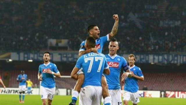 O que foi a Serie A Tim para o Napoli