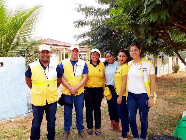 CIRETRAN realiza pit stop educativo em comemoração ao dia nacional do ciclista em Guajará-Mirim