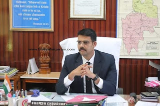 BHUPESH CHAUDHARY IAS
