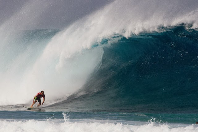 Day 3 Shot On Red - Volcom Pipe Pro 2014
