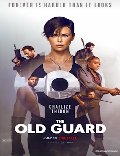 The Old Guard (La vieja guardia) (2020) | DVDRip Latino HD GoogleDrive 1 Link