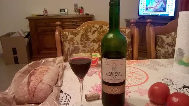 La riada, old vines, garnacha, Fuendejalón, Campo de borja
