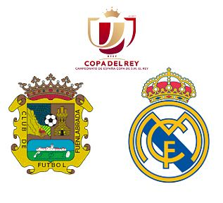 Fuenlabrada vs Real Madrid highlights | Copa Del Rey