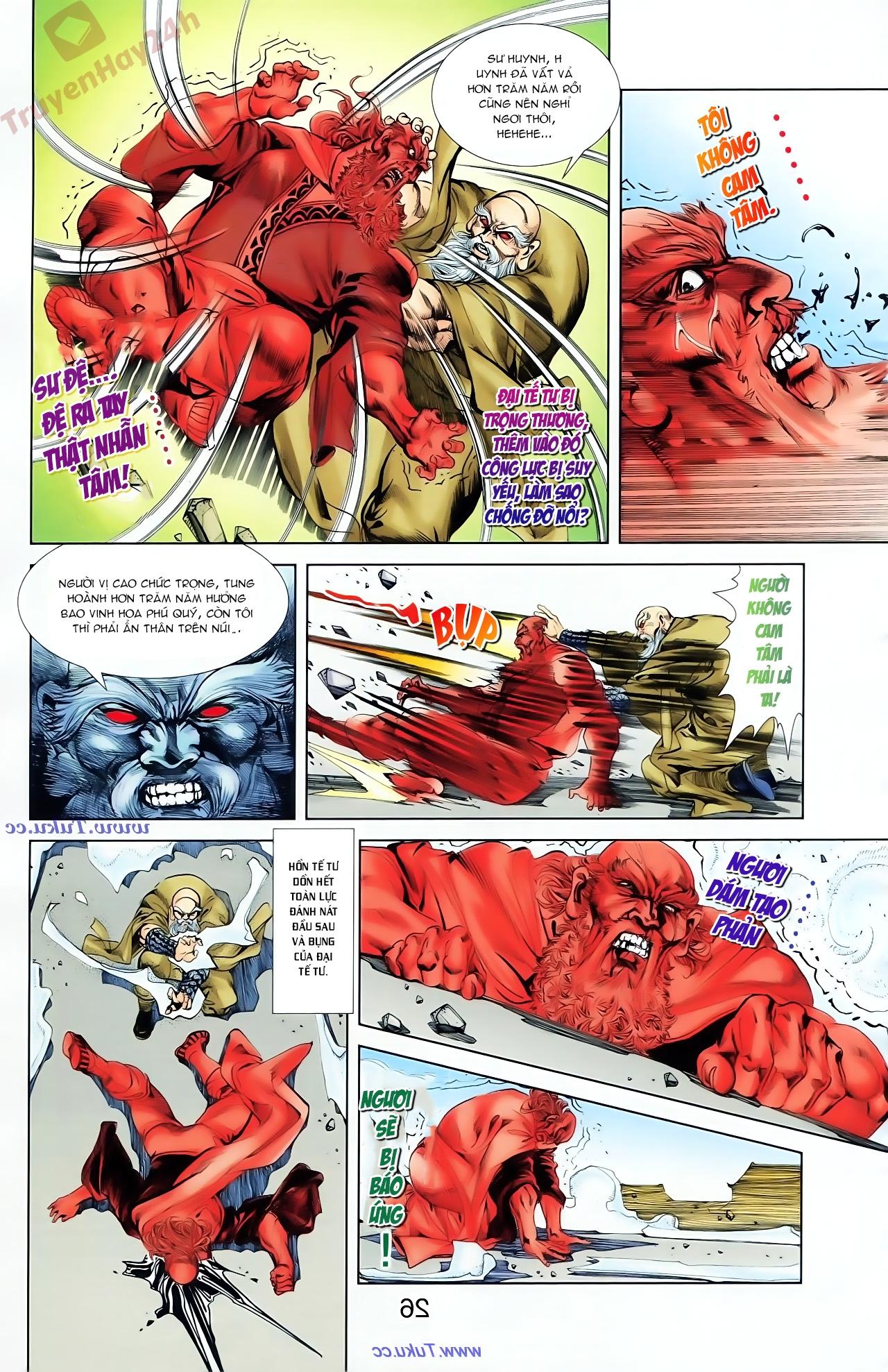 Cơ Phát Khai Chu Bản chapter 83 trang 19