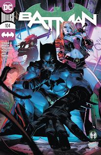 Se agrega el #104 de la serie quincenal de Batman Vol.3 de parte a la alianza entre el Rincón Geek y 9 Reinos Cómics