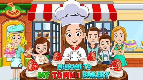 My Town - Bakery