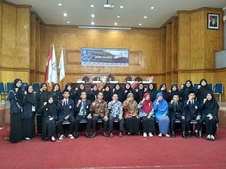 Pelantikan Kepengurusan HMJ Tadris Kimia Periode 2018