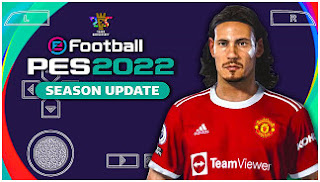 Download PES 2022 PPSSPP Android Realistic Face Best 4K Graphics V4.7 Camera PS5 & New Update Full Kits