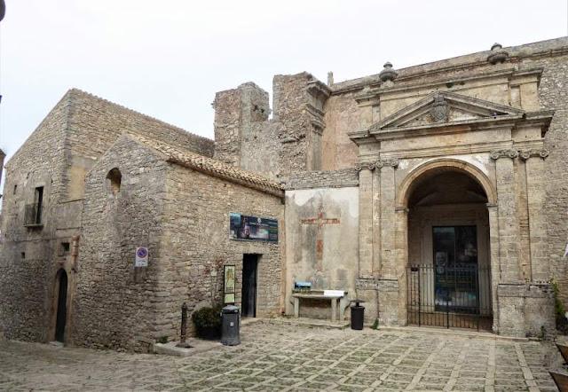 Chiesa San Domenico a Erice