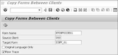 SAP ABAP - SAPscripts