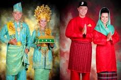 Pakaian adat Kepulauan Riau Lengkap Gambar dan Keterangannya