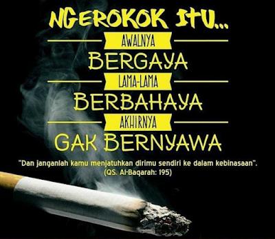 Ayo jauhkan kelompok rentan terhadap rokok