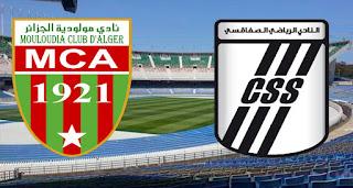 مباراة مولودية الجزائر والصفاقسي يلا شوت بلس مباشر 28-12-2020 والقنوات الناقلة في دوري ابطال افريقيا