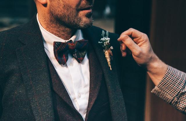 narzeczony i organizacja wesela