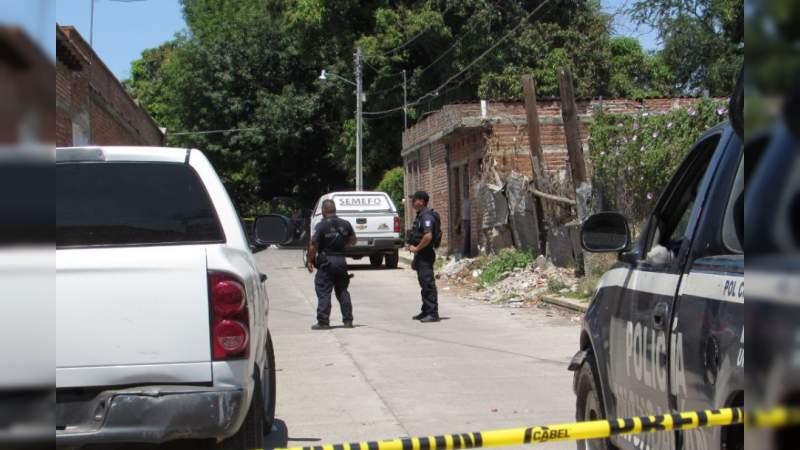 Dos adultos y un niño fueron ejecutados por un convoy de sicarios tras rafaguearlos en Tangancícuaro, Michoacán