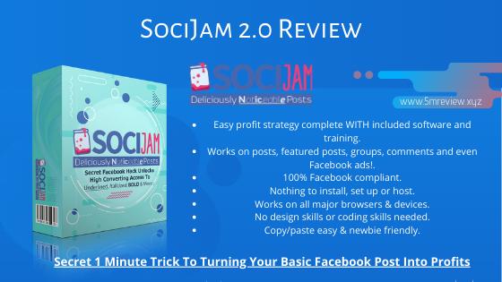 SociJam 2.0 Review