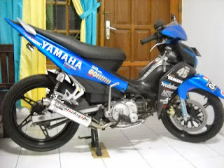 modifikasi jupiter z1 standar modifikasi jupiter z1 racing