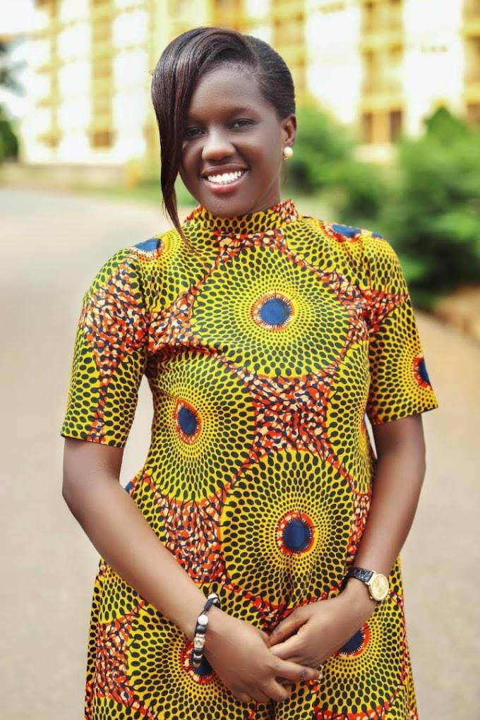 #IWD2021: Samuella Serwaa Sakyi: I Choose To Challenge