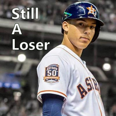 No One Here Believes The Astros Are Getting Death Threats...