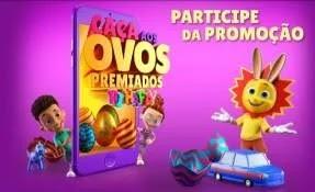 Promoção Ri Happy Páscoa 2019 Caça Aos Ovos Premiados - Como Participar
