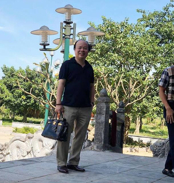 Đinh Hiền Anh và thứ trưởng BTC ảnh 5
