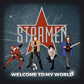 "Το βίντεο των Starmen για το ""Ready to Give Me Your Love"" από το album ""Welcome to My World"""