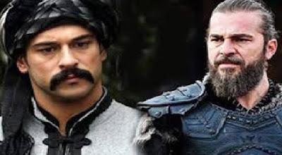 مسلسل قيامة عثمان علىATV ابن ارطغرل  تردد قناة ATV التركية