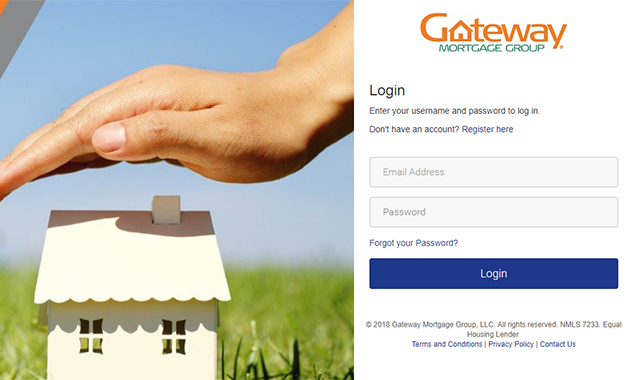 Gateway Mortgage Login to Reduce Stress of Mortgage Process