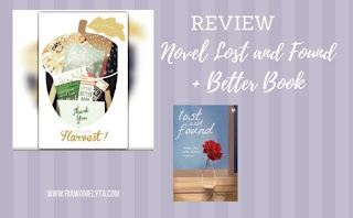 Review Novel Lost and Found + Better Book