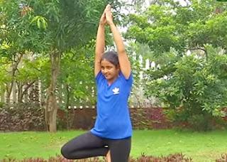 Yoga poses, Nindra Padasana | VallamaiKol | Good Morning Tamizha 21-02-2017 Puthuyugam Tv