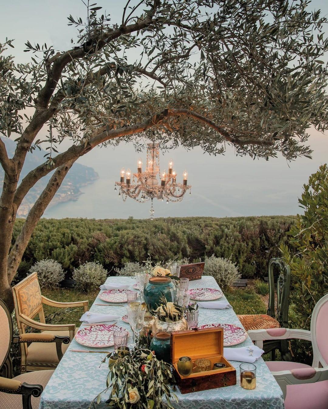 Amalfi Coast Living & Décor - Cool Chic Style Fashion - Blog