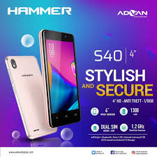 Firmware Advan S40 HAMMER CPB File