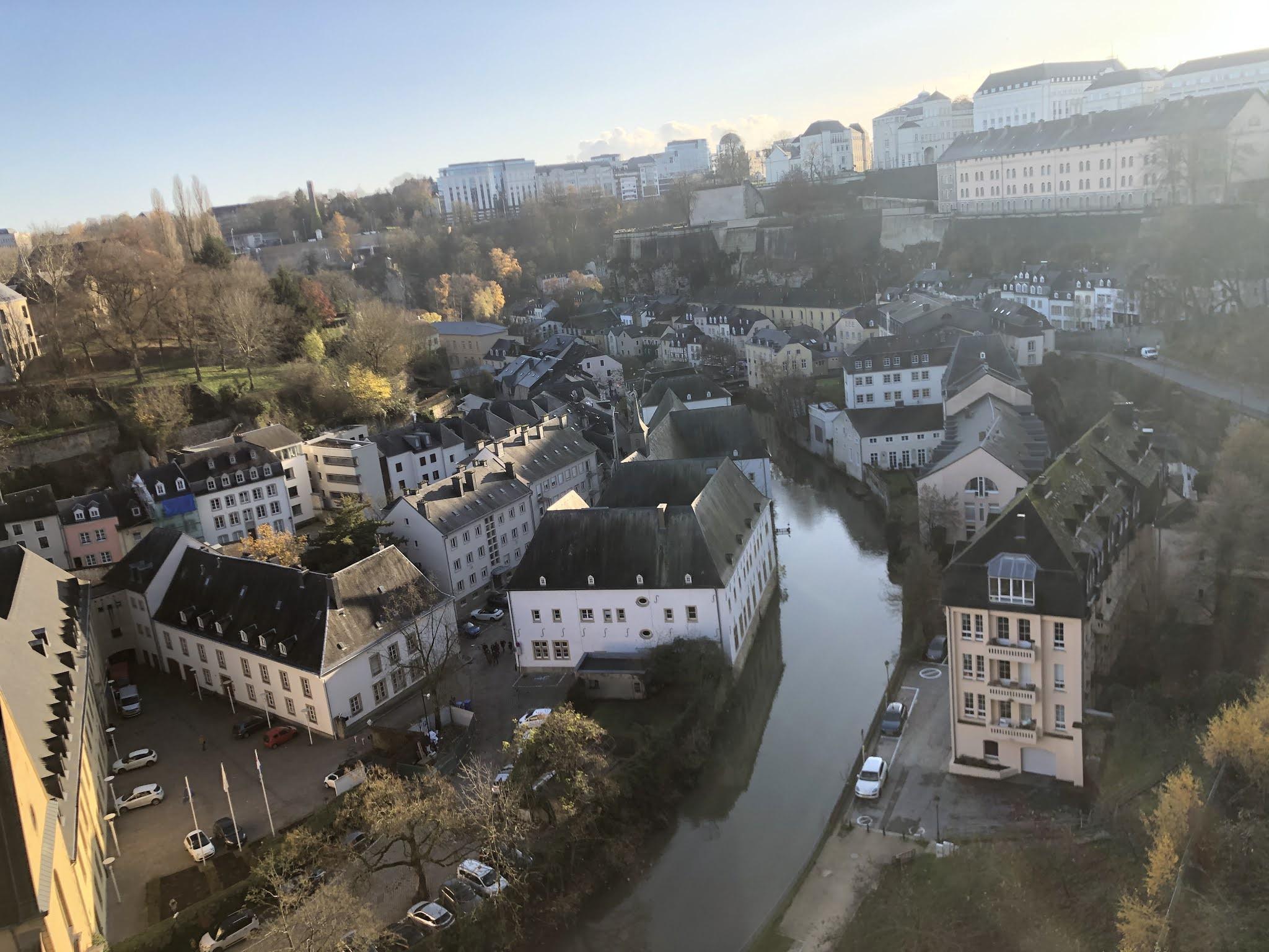 لوكسمبورغ..أحد أجمل دول العالم