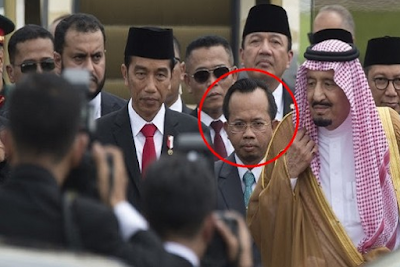 Banyak yang Tidak Tahu, Penerjemah Raja Salman Ternyata Alumni Aksi Bela Islam
