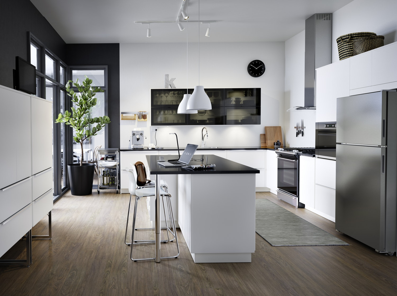 From Nature To Home Thinking About An Ikea Kitchen Ikea Kitchen Ideas 2018
