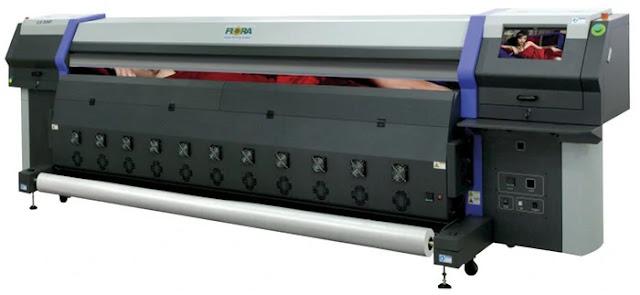 Jenis Printer Percetakan Digital Dan Offset