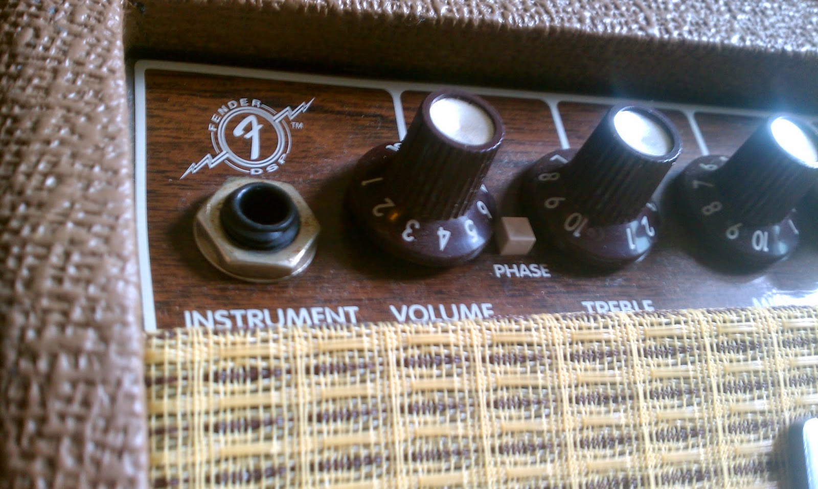 The Novice's Guitar Projects: Fender Princeton Chorus DSP